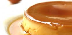 Crème renversée à la vanille