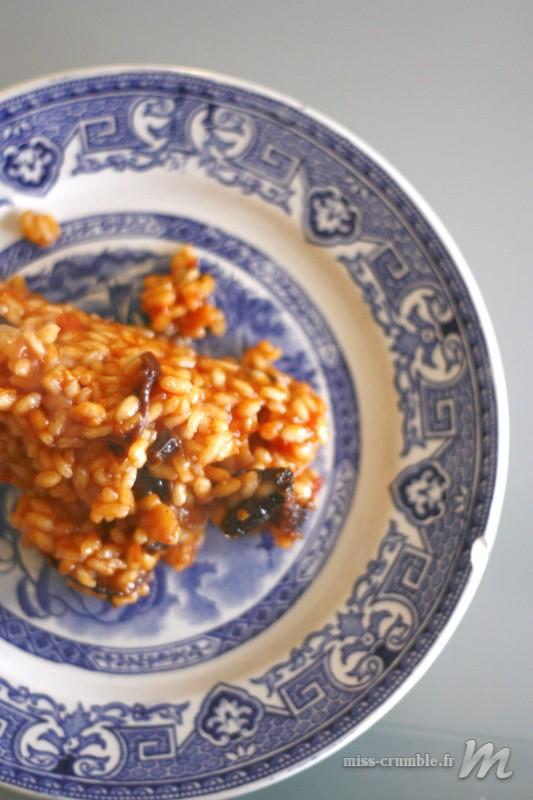 risotto-tomate